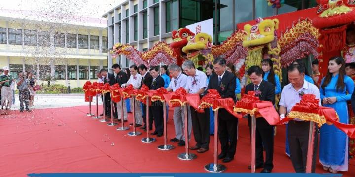 Công ty tổ chức lễ khánh thành tại Lâm Đồng