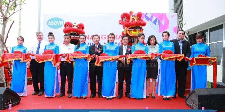 Công ty tổ chức lễ khánh thành tại Vĩnh Long