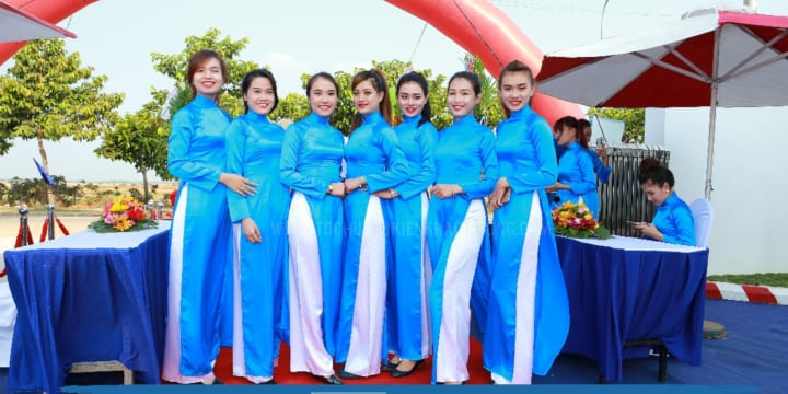 Dịch vụ tổ chức lễ khánh thành chuyên nghiệp tại Tiền Giang