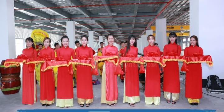Dịch vụ tổ chức lễ khánh thành tại Sơn La