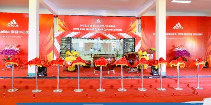 Công ty tổ chức lễ khai trương giá rẻ tại An Giang
