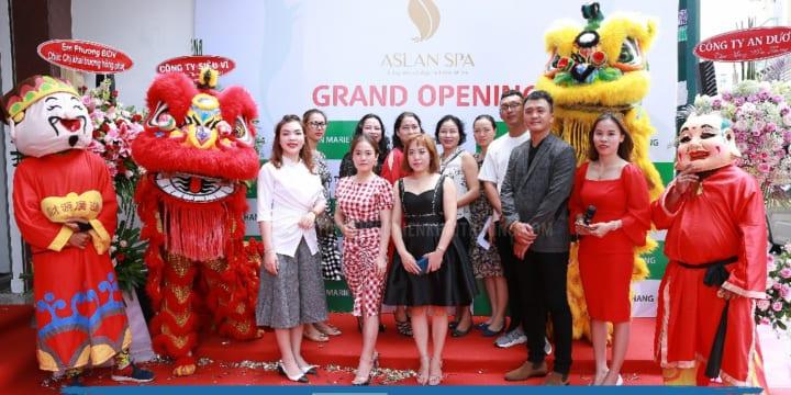 Công ty tổ chức lễ khai trương tại Bắc Cạn