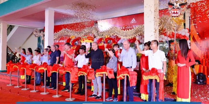 Công ty tổ chức lễ khai trương tại An Giang