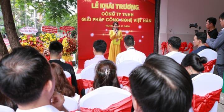 Dịch vụ tổ chức lễ khai trương giá rẻ tại Điện Biên