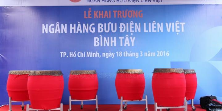 Dịch vụ tổ chức lễ khai trương chuyên nghiệp tại Đà Nẵng