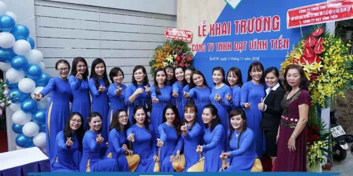 Dịch vụ tổ chức lễ khai trương chuyên nghiệp tại Quảng Ngãi