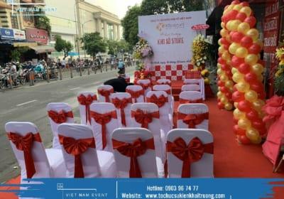 Công ty tổ chức lễ khai trương uy tín tại Tuyên Quang