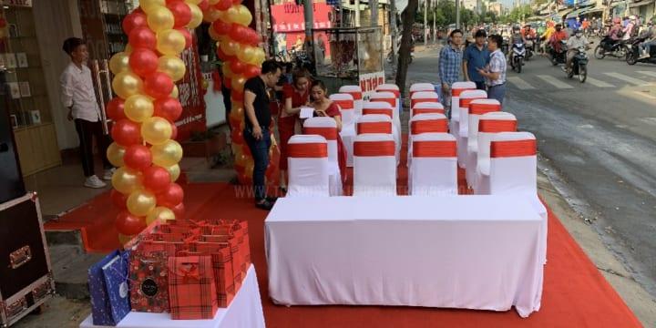 Dịch vụ tổ chức lễ khai trương giá rẻ tại Yên Bái