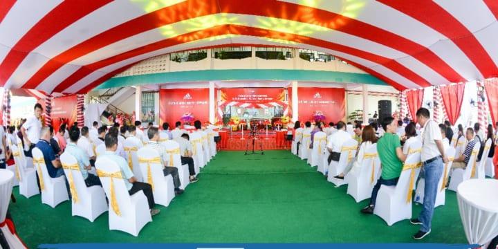 Tổ chức lễ khai trương chuyên nghiệp giá rẻ tại Sơn La